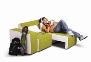 ъглов холен диван